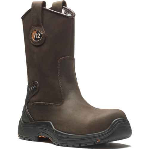 V1607 TIGRIS BROWN UNLINED RIGGER BOOT